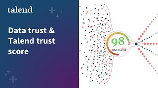 Talend Data Trust