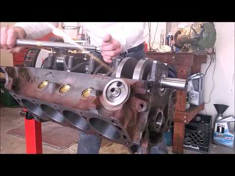 How to Build a Ford 347 342 331 306 302 5.0 SBF (Part 1)