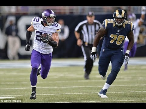 Every Minnesota Vikings Pick 6 (2005-2016)