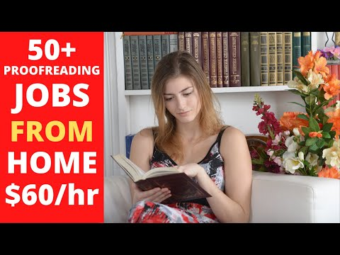 50 Proofreading Editing Jobs Online, Proofreading Jobs, Proofreading Jobs  Online No Experience 2020