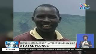 K24 producer dies in grisly road accident