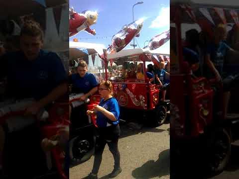 Skegness carnival parade 2017 part 1 of 3