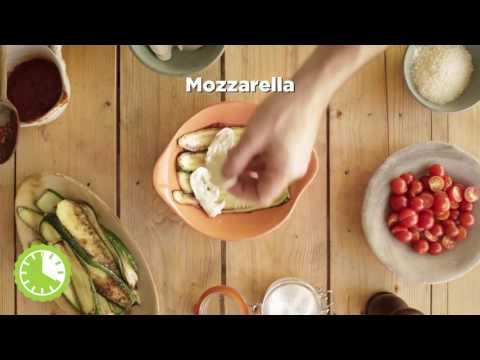 HelloFresh - Courgette Parmigiana