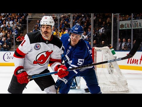 Devils Beaten by Maple Leafs: Highlights & Analysis | New Jersey Devils | MSG Networks