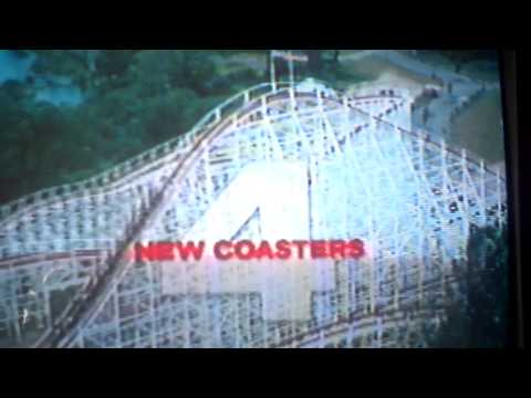 Geauga Lake to Six Flags Ohio transition commercial