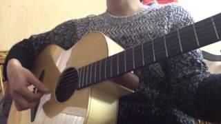 Chút nắng chút mưa guitar