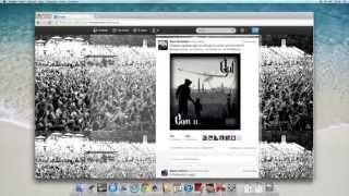 Guf feat Баста  Гуф умер Клип 2013) 720p