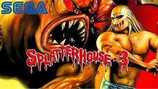 Splatterhouse 3 SEGA Genesis/Mega Drive прохождение [048]