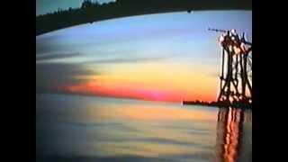 A Confederation Bridge Construction 1996  Bob White 5