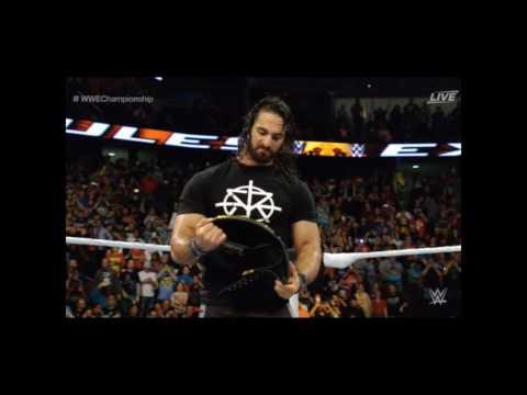 Seth Rollins is back!