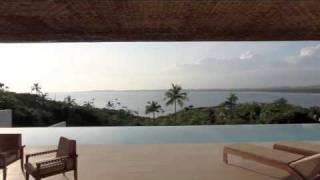 新建築2011年3月号 WEB連動企画「Villa Vista」SHIGERU BAN ARCHITECTS Europe