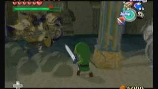 The Legend of Zelda The Wind Waker walkthrough part 89