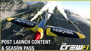 PS4 Games | The Crew 2 - E3 2018 Post Launch Content & Season Pass