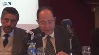 مصر العربية   المجلس العربى للمياه : نحتاج لتكاتف عربى لحل أزمة المياه