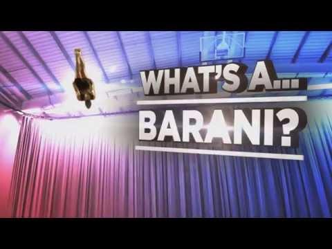 Gymnastics Explained - Barani