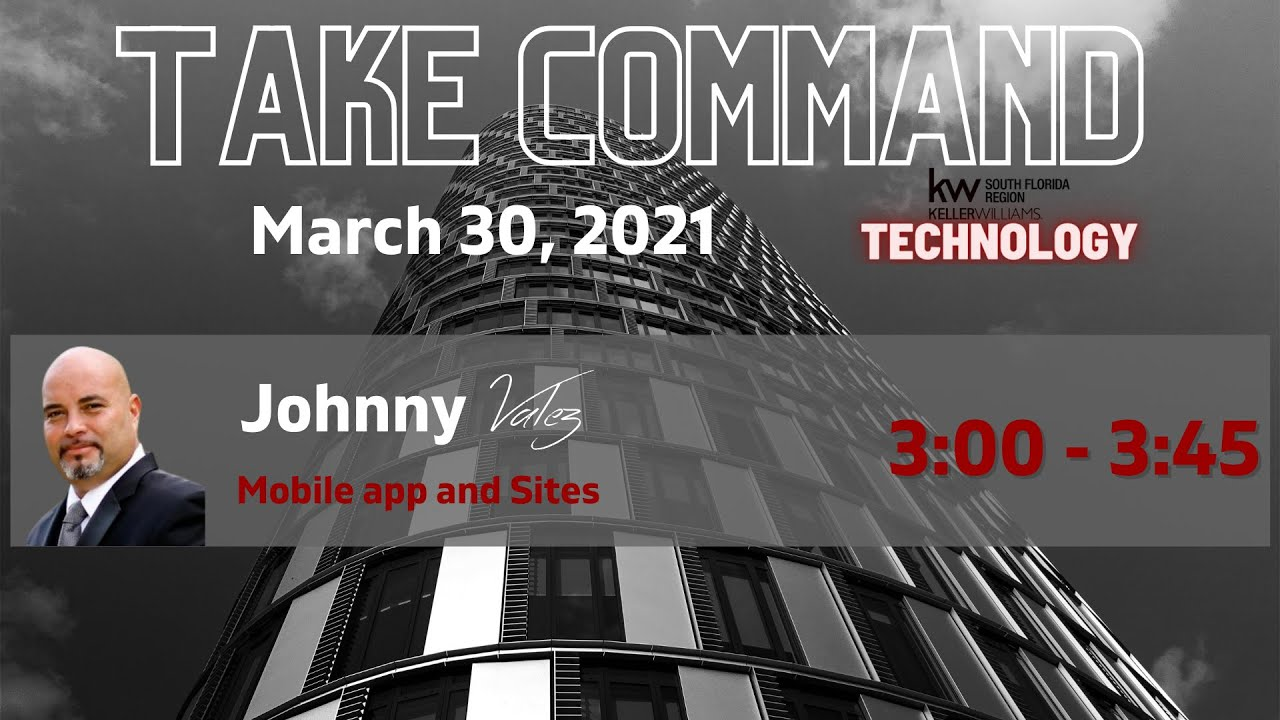 Take Command: App and Sites
