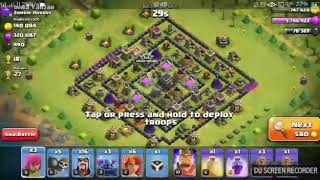 coc best ground troops attack