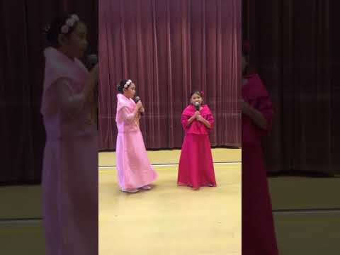 Lea hill elementary school multicultural show