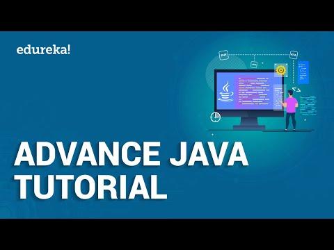 Advance Java Tutorial | J2EE, Java Servlets, JSP, JDBC | Java Certification Training | Edureka thumbnail