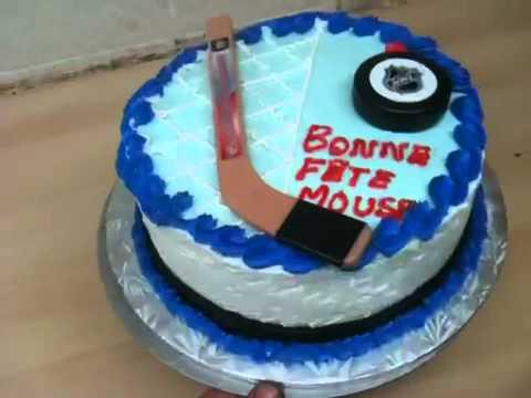 Field Hockey Themed Cakes