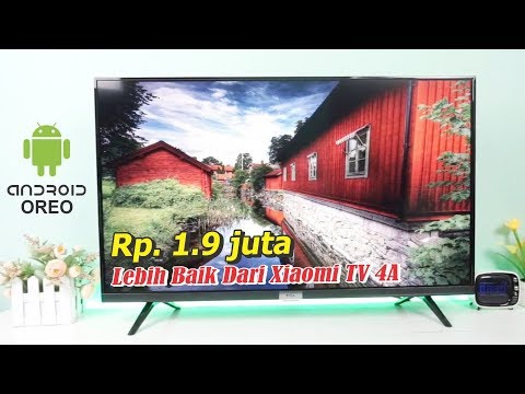 Rp1,9jt Dapet 🔥SMART TV ANDROID🔥 Review TCL A3 Indonesia