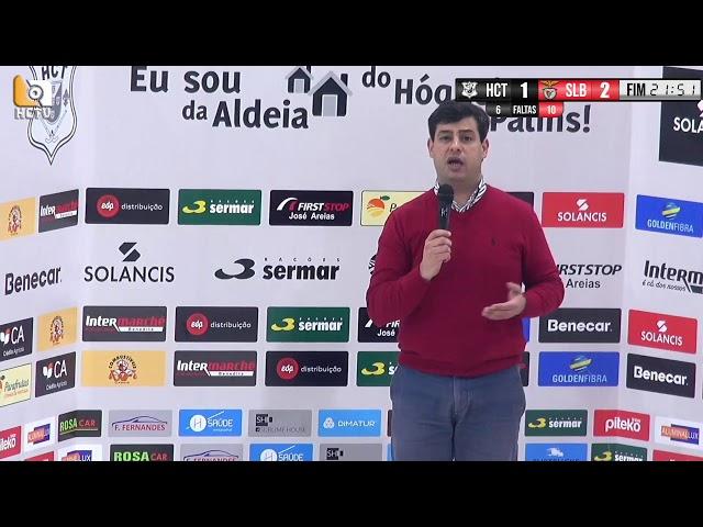[Sen 20/21] HC Turquel x SL Benfica | 1ª Divisão