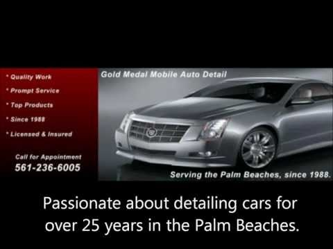 Auto Detailing in West Palm Beach & Mobile Car Care Solutions Jupiter & Palm Beaches