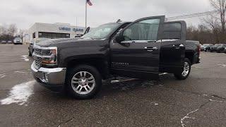 2016 Chevrolet Silverado 1500 Lake Orion, Rochester, Oxford, Auburn Hills, Clarkston, MI P11747