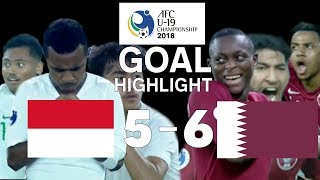 Download Video RESPECT! GARUDA NUSANTARA (GOAL QATAR VS INDONESIA AFC U-19) MP3 3GP MP4