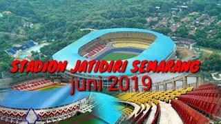 Update stadion jatidiri Semarang terbaru 2019
