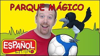 Parque Mágico | Clima Mágico Cambiando | Cuentos Divertidos con Steve and Maggie Español Latino