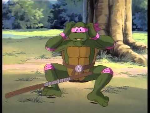 Teenage Mutant Ninja Turtles - S02 E13 - Return of the Technodrome