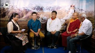 Discussion On Situation Of Tibetan People And Tibetan Language In Kalimpong, Darjeeling And Gangtok