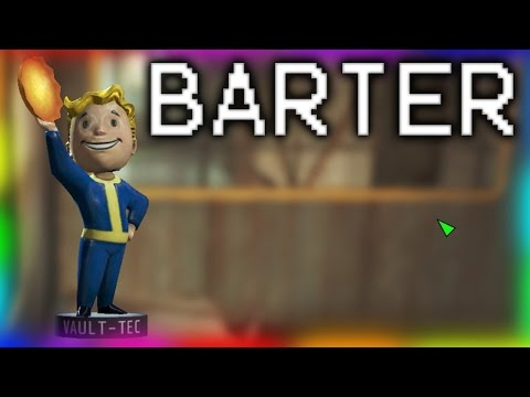 Barter Bobblehead Location - Fallout 4 - +5% Better Prices!