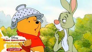 Новые приключения медвежонка Винни и его друзей Серия 2 Сезон 4 Мультфильмы Disney Узнавайка