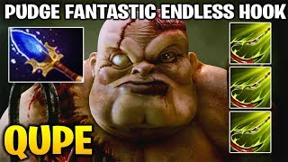 Qupe Pudge Spammer 2500 Matches with Feast of Abscession