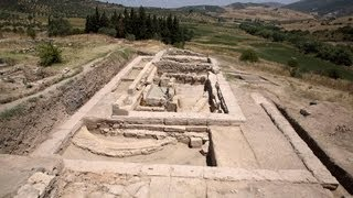 Why did early Greeks build temples?