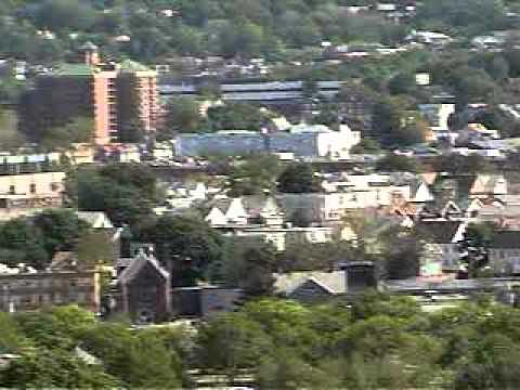 Cambridge Massachusetts: streets and Mt Auburn cemetery