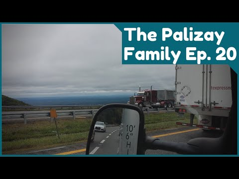 Goodbye OHIO!!! Our Journey to North Carolina!! | The Palizay Family Ep. 20