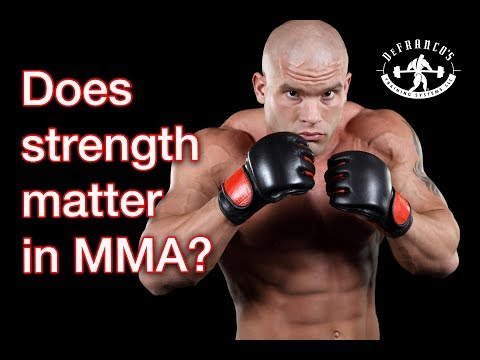 Strength Training for MMA | JOE KNOWS #11
