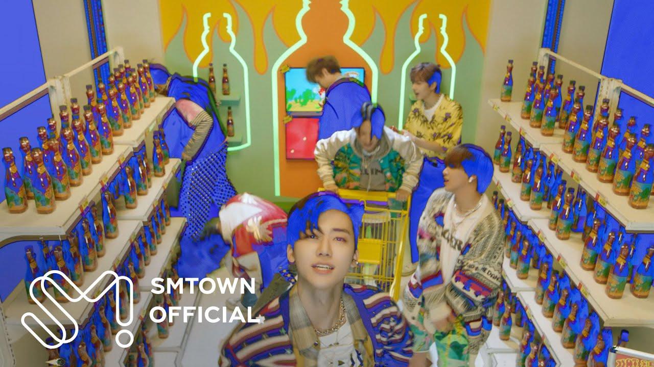 NCT DREAM 엔시티 드림 '맛 (Hot Sauce) (Hitchhiker Remix)' MV