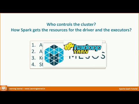 Apache Spark - 03 - Architecture - Part 1