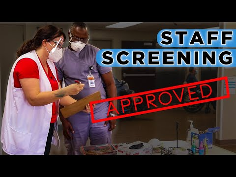 How Nursing Homes Can Monitor and Screen Staff the Right Way