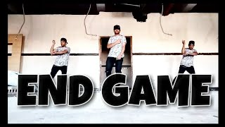 Taylor Swift - End Game ft. Ed Sheeran [Choreoghaphy by CRUDIE]