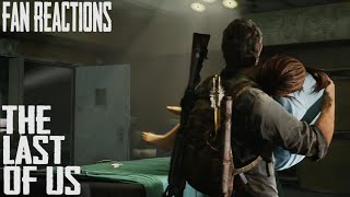 Fan Reactions: The Last Of Us - Ellie & The Operating Table (Surgery Scene)