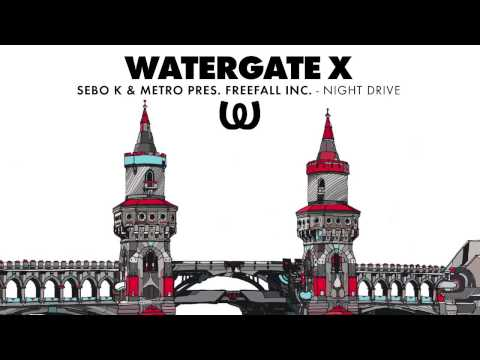 Sebo K & Metro pres Freefall Inc - Night Drive