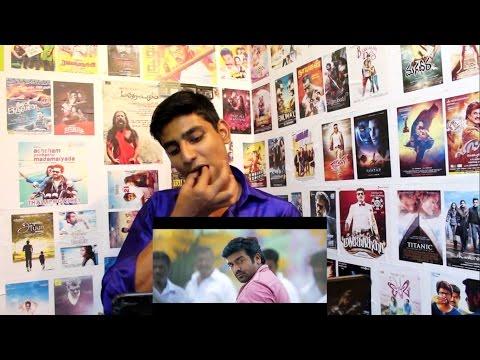 Rekka Trailer Reaction Review | Vijay...