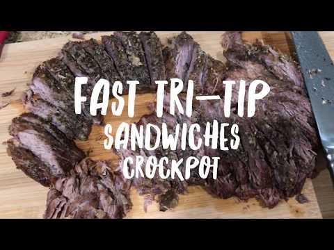 Cook Easy Crockpot TRI TIP Dinner L Wife Life