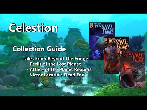 Wildstar Collection Guide - Celestion Tales From Beyond The Fringe