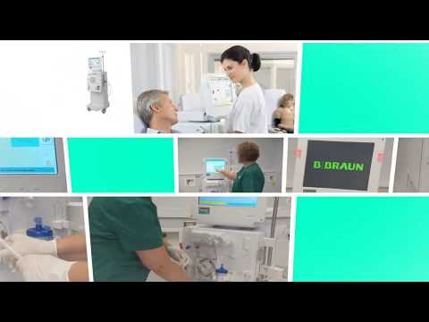 B. Braun's Dialog+® HD Machine Set Up And Prime